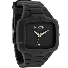 Montre silicone Nixon The Rubber Player Diamond