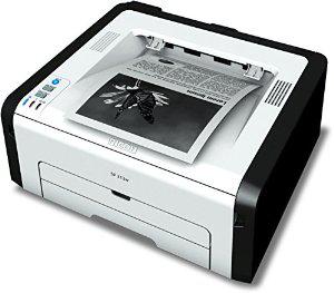 Imprimante Laser A4 N&B Ricoh SP 213w Wi-Fi