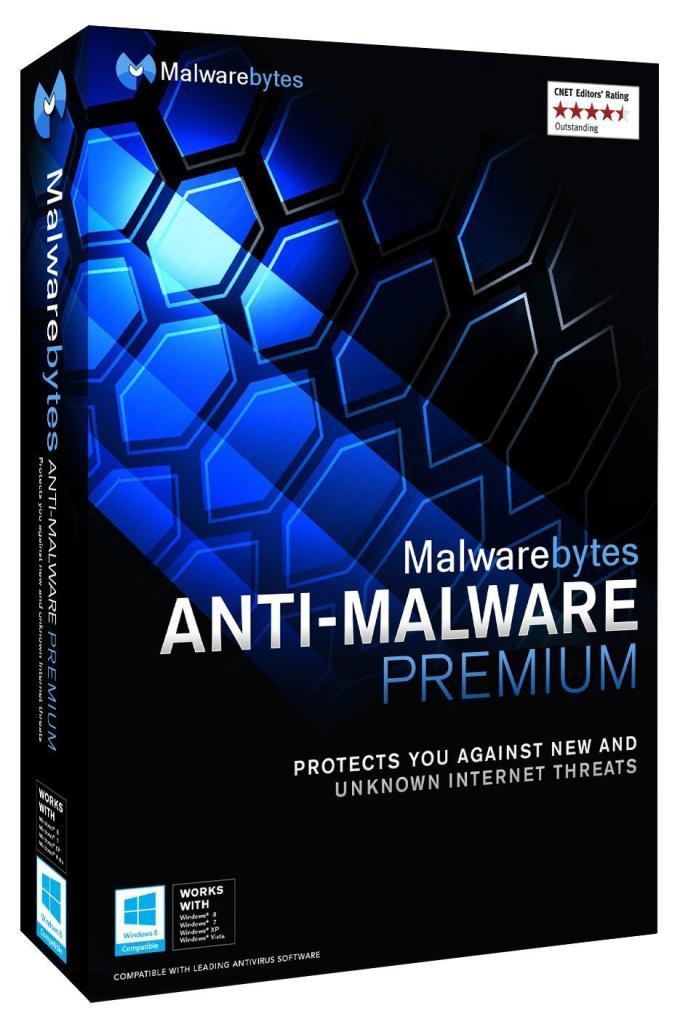 Licence Malwarebytes Anti-Malware Premium à vie (PC)
