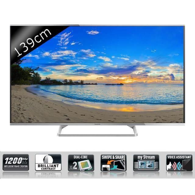 "Téléviseur 55"" Panasonic TX-55AS640 3D Led Smart TV Full HD 138cm"