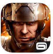 Jeu Modern Combat 5 : Blackout gratuit sur iOS (au lieu de 3.99€)