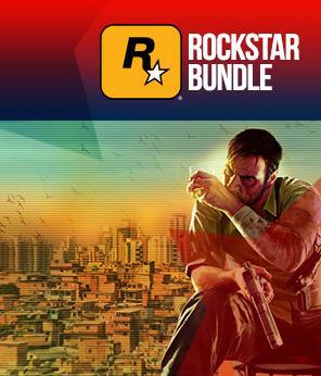 Jusqu'à -83% sur une sélection de jeux Rockstar sur PC (Dématérialisé) - Ex : Bundle GTA