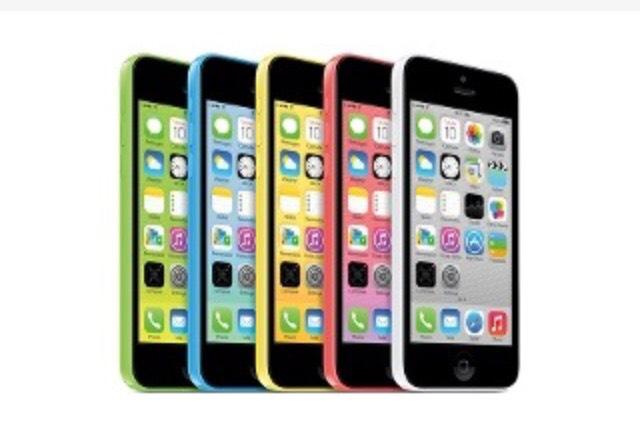Smartphone iPhone 5C - Plusieurs coloris (Reconditionné)