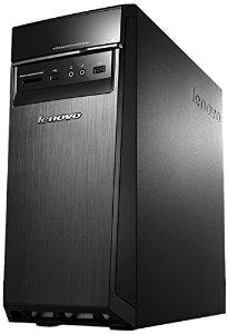 Unité centrale Noir Lenovo H50-50 - Intel Core i7 - HDD 1 To - 4 Go de RAM - Nvidia GeForce GTX745 2Go - Windows 8.1