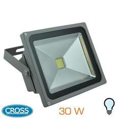 Projecteur LED Cross 30W (270w/2100Lumens)