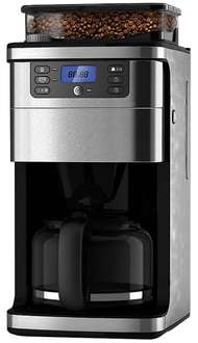 Machine à café avec moulin Medion MD 15486