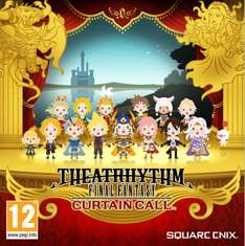 Theatrhythm Final Fantasy - Curtain Call sur 3DS (import UK)