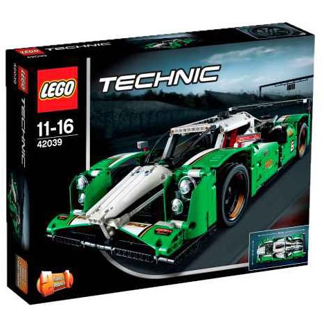 Lego Technic 42039: Véhicule de course des 24 Heures (avec 19.98€ sur la carte Waaoh)