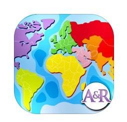 GeoKids Gratuit sur iOS (au lieu de 4,99€)