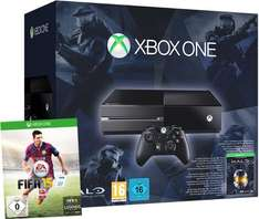 Console Xbox One + Halo Master Chief Collection + Fifa 15