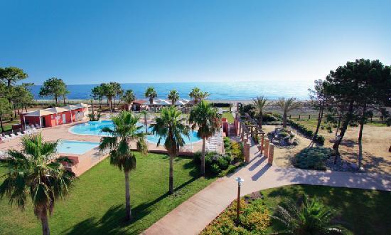 Sélection de séjours en France à -50% minimum - Ex : Mobil Home Club Belambra Pineto en Corse pour 4/5 pers. à 735€