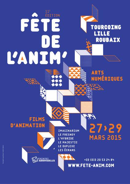 Le festival de l'animation de Lille