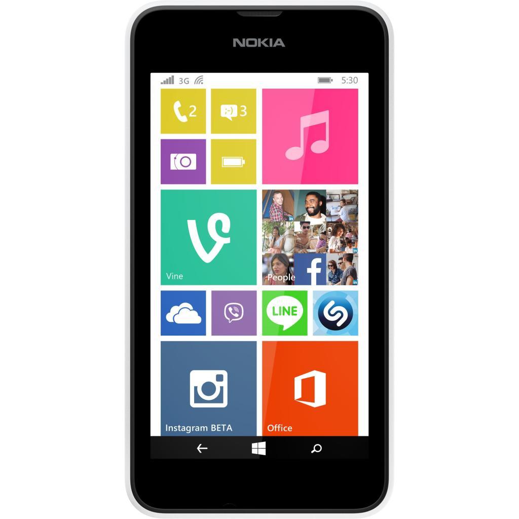 Sélection de smartphones Nokia en promotion - Ex : Nokia Lumia 530 (Plusieurs coloris) +  Casque Coloud Boom (Avec ODR 30€)