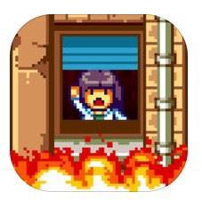 Jeu Firemen Rush gratuit sur iOS (au lieu de 1,99€)