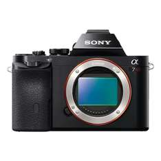Appareil photo hybride Sony Alpha 7R nu