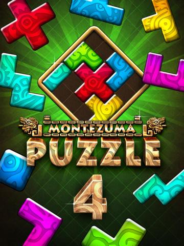 Jeu Montezuma Puzzle 4 Premium gratuit sur iOS (au lieu de 0.99€)