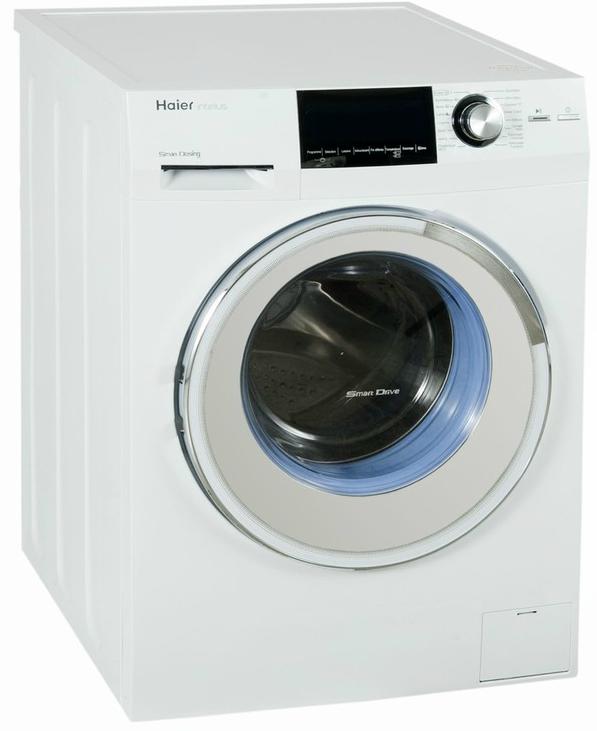 Machine à laver Haier Intelius 500 / HW80BD - 8 kg (+ Tablette Haierpad W800 offerte via ODR)