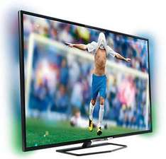 "TV 55"" Philips  55PFK6559 - Led - 3D - Smart TV Ambilight"