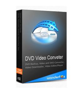 logiciel WonderFox DVD Video Converter gratuit sur PC/Mac au (au lieu de 59.90€)