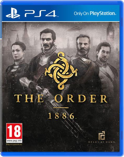 Jeu The Order 1886 sur PS4