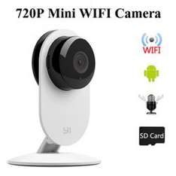 Caméra IP Xiaomi Xiaoyi 720p WiFi
