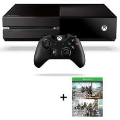 Console Xbox One + 2 jeux Assassin's Creed offerts