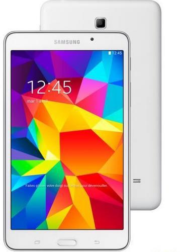 Tablette 7'' Samsung Galaxy Tab 4 SM-T230  - 8 Go - Wifi - Blanc (ODR 30€)