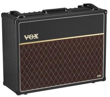 Ampli guitare éléctrique hybride Vox AC30VR 2X12 Valve Reactor