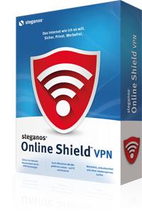 Licence 1 an VPN Steganos Online Shield gratuite (Fonctionne sur PC et Android)