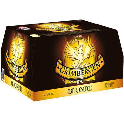 3 Pack de Grimbergen 20*25cl (avec BDR 1.50€)