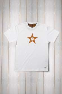 """T-shirt made in France """"A star is born"""""""