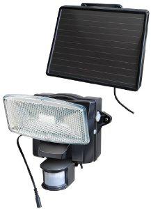 Lampe extérieure Brennenstuhl avec détecteur de mouvement sol 80 - Noir