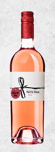 """Vin Bio Rosé """"Terra Sana"""" Domaine François Lurton"""