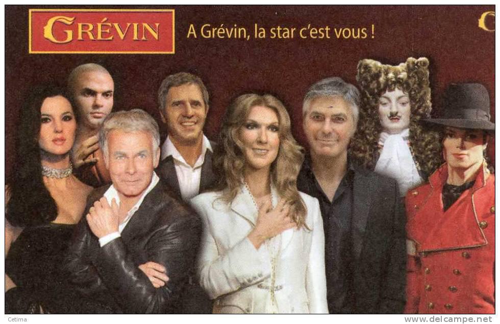 Billets pour le musée Grévin - Enfant à 9.5€, Ado à 12€, Adulte