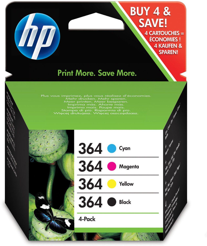 20% de remise sur toutes les cartouches d'encres HP