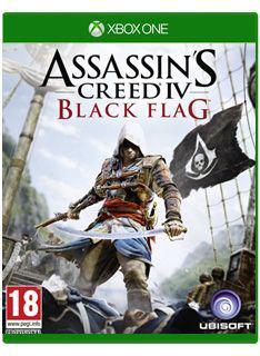 Assassin's Creed Black Flag sur Xbox One (Dématérialisé)