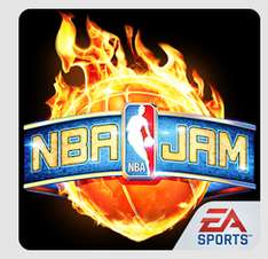 Jeu de basket NBA Jam sur Android/iOS