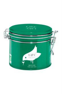 Jusqu'à 50% de réduction sur les thés et infusions Løv Organic - Ex : Thé vert menthe 100g