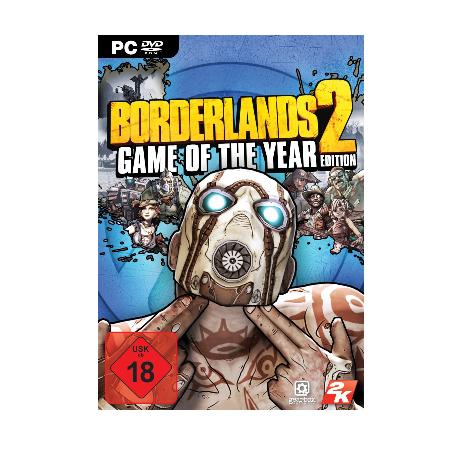 Jeu Borderlands 2 : Game of the Year Edition sur PC (Dématérialisé)