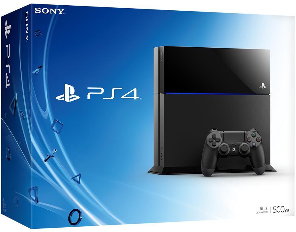 Console Sony PS4 + Abonnement 6 mois au PlayStation +