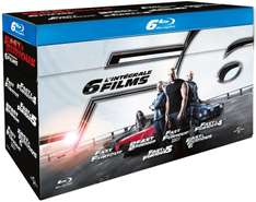 Coffret Blu-ray Fast and Furious - (6 films)
