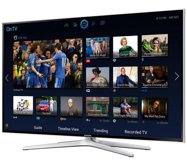"TV 65"" Samsung UE65H6400 Full HD 3D"