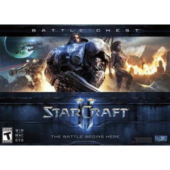 Battlechest Starcraft 2 sur PC/Mac