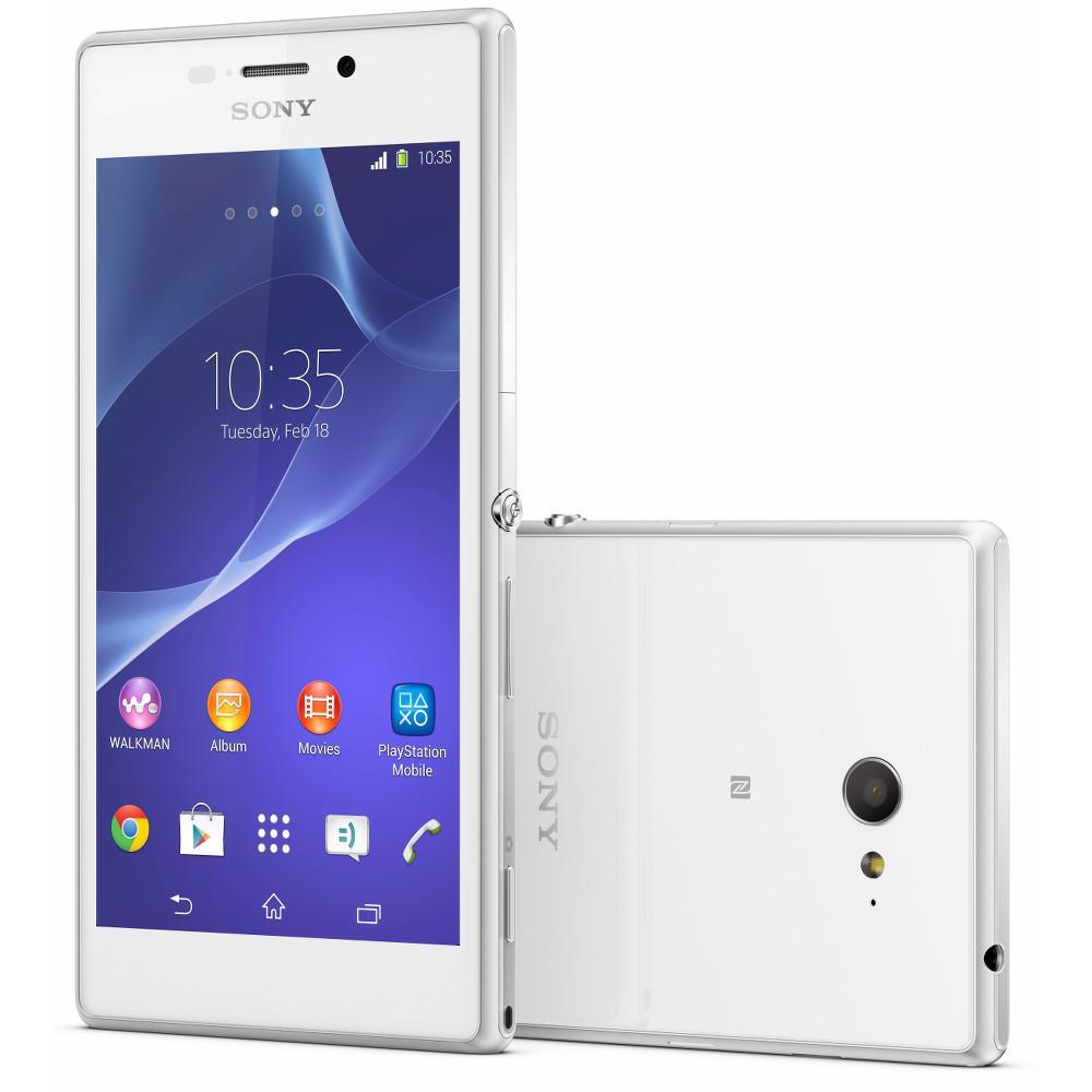 "Smartphone 4,8""  Sony Xperia M2 (Quad Core, 1Go RAM, 2300mAH...)"
