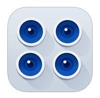 Application MultiCam gratuite sur iOS (au lieu de 1.99 €)