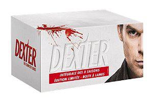 Integrale de Dexter version collector -  Saisons 1 à 8 + Boite à lames