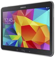 "Tablette 10.1"" Galaxy Tab 4 noire ou blanche"