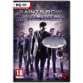 Jeux PC (dématérialisés) Saints Row The Third: The Full Package