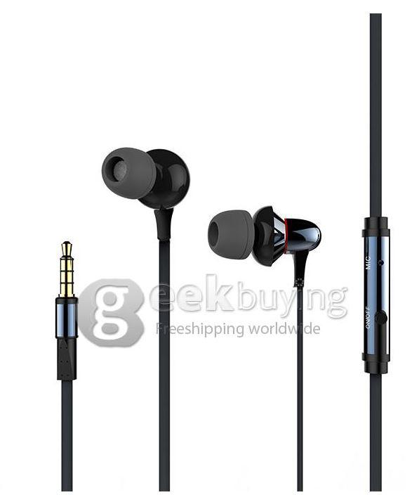 Écouteurs intra-auriculaires  UMI avec télécommande