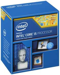 Processeur Intel Core i5-4430 3GHz, Sockel LGA1150